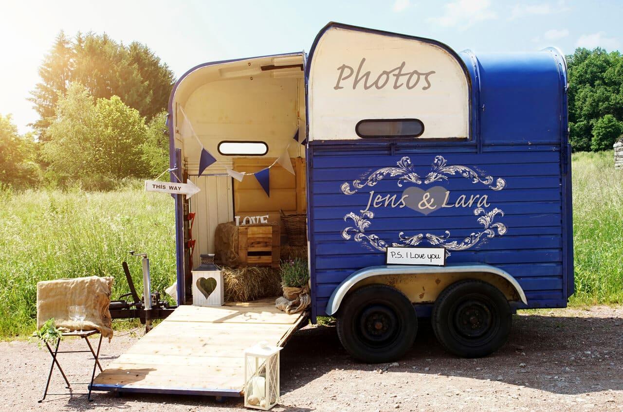 Mobile Fotobox Hochzeit